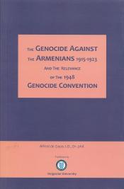 Armenian genocide books